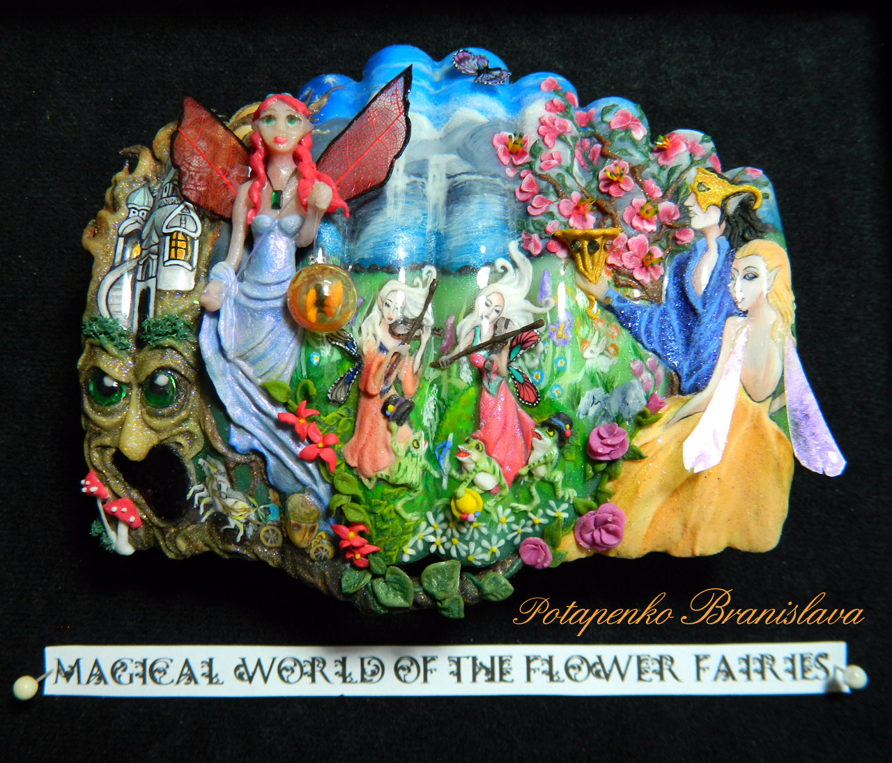 Tip Box  - Magical World of the flower fairies